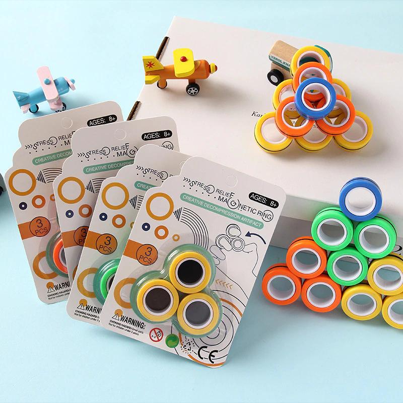 Spinner Ring Fidget 2 - Ring Fidget Store